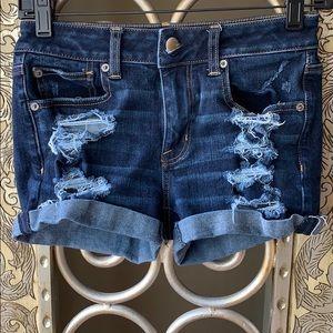 Pants - American Eagle denim shorts